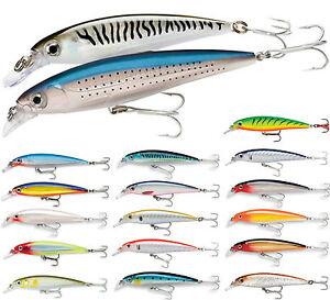 RAPALA-X-RAP-saltwater-wahlbar-10-12-amp-14-cm-taille-amp-couleur-Wobbler