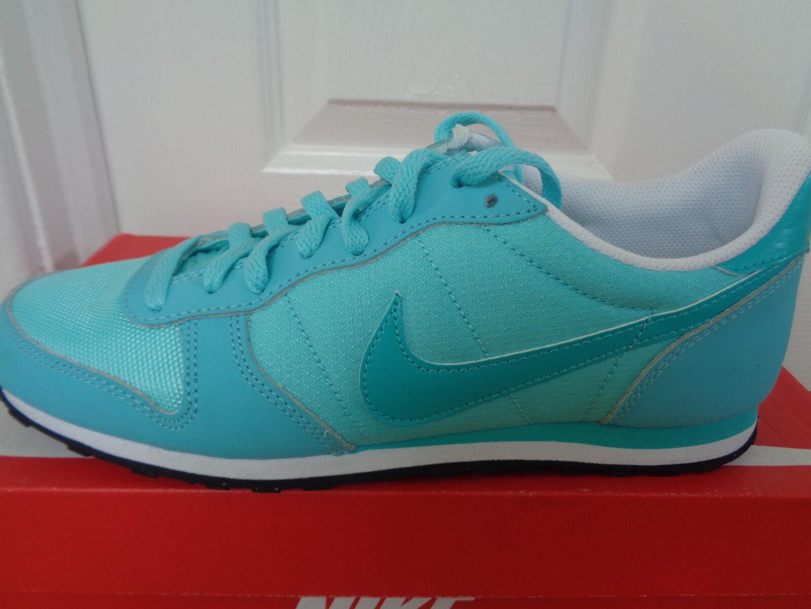 Nike Genico femmes trainers chaussures 644451 301 uk 4.5 eu 38 us 7 NEW+BOX