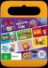 ABC Kids Compilation - Giggle & Hoot Present Frightful Fun (DVD, 2016)