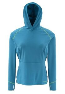 Simms Women's Horizon Long Sleeve Hoody ~ Ink NEW ~ Closeout Size XL