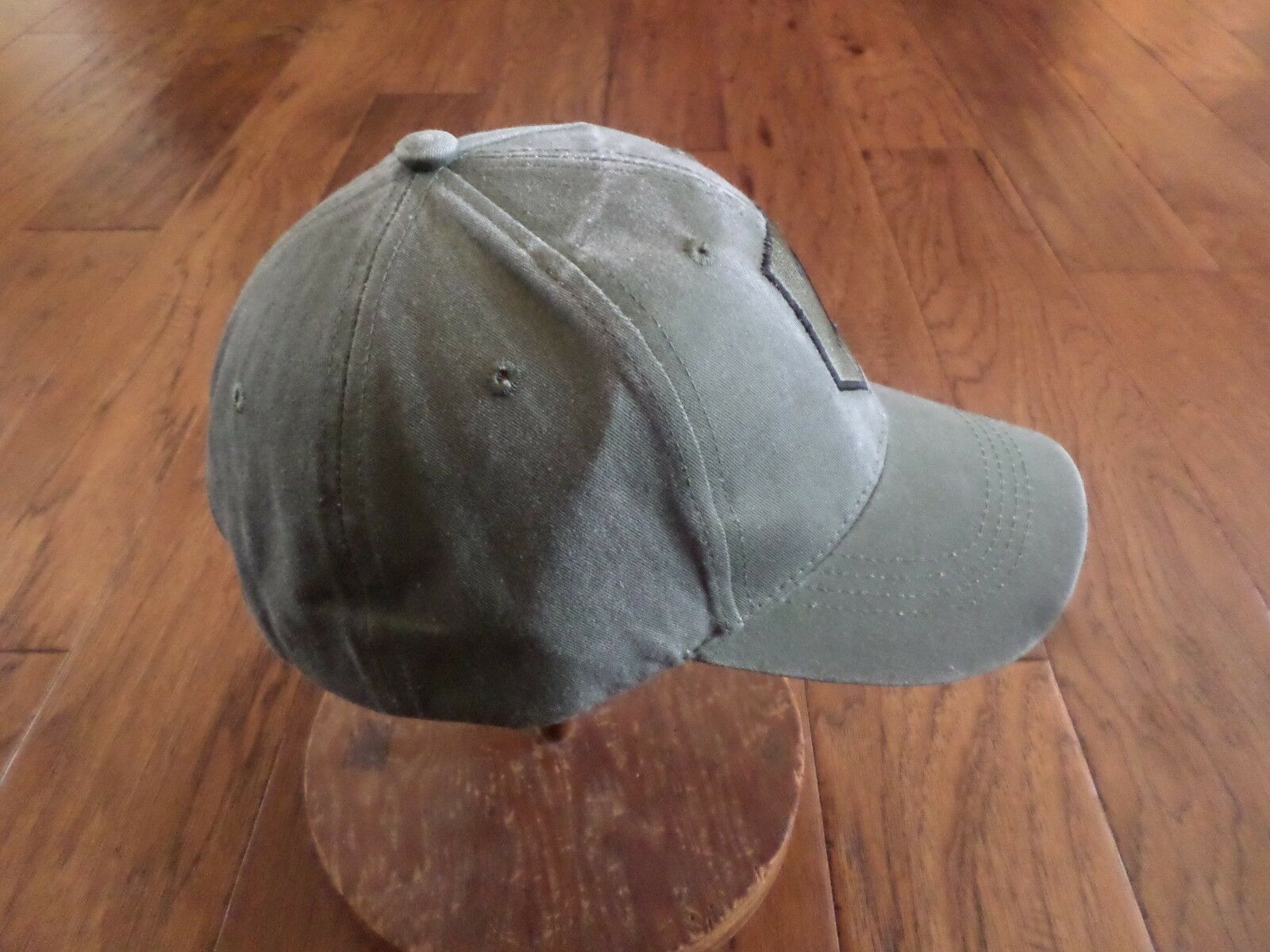 U.S STONEWASHED MILITARY ARMY 1st INFANTRY DIVISION HAT STONEWASHED U.S CAP 9d0e4f