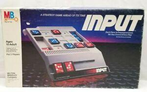 Vintage-Sealed-Input-Strategy-Board-Game-Milton-Bradley-MB-1984
