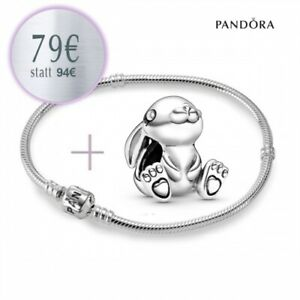 PANDORA-Starterset-Armband-mit-Nini-der-Hase-Charm-798763C00