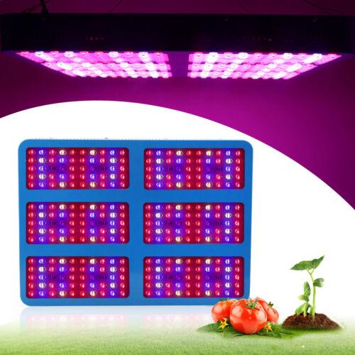 1000//2000//3000W LED Pflanzenlampe Wachsen Licht Vollspektrum Pflanzen Grow Light