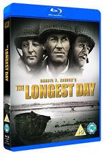 THE LONGEST DAY - BLU-RAY - REGION B UK
