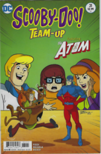 Scooby-Doo-Team-Up-31-DC-COMICS-The-Atom-COVER-A-1ST-PRINT