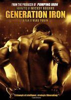 Generation Iron, New, Free Shipping on sale