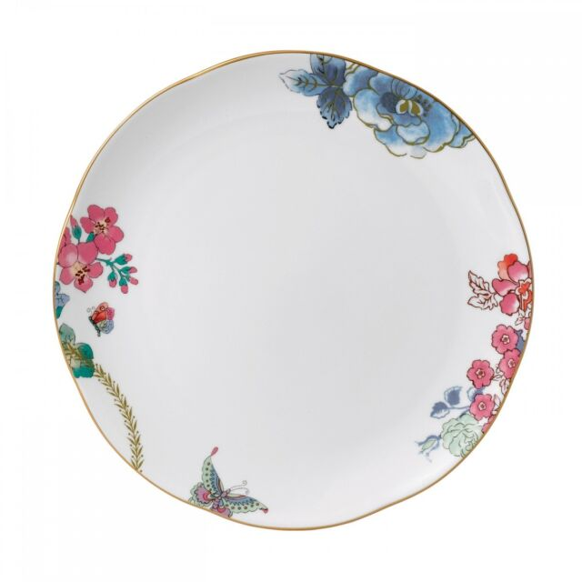 Wedgwood Butterfly Bloom Dinner Plates, Set of 4