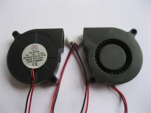 image is loading 1-pcs-brushless-dc-cooling-blower-fan-5015s-