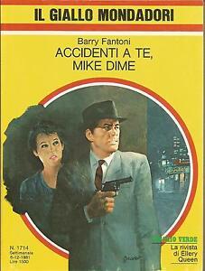 Barry-Fantoni-Accidenti-a-te-Mike-Dime-1981-n-1714