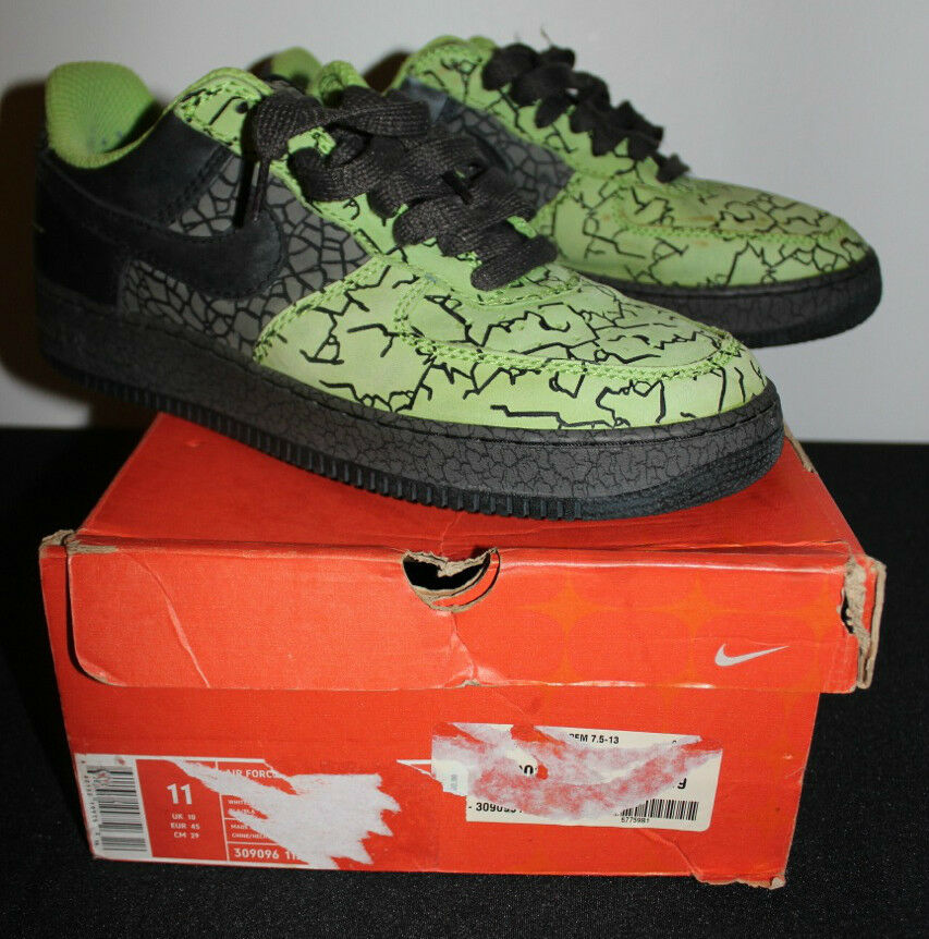 Nike Air Obliger 1 Huf Quake Sneakers homme