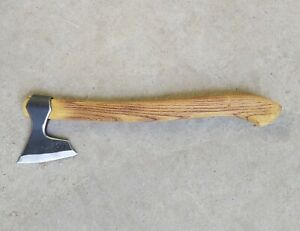 SMALL-AXE-VIKING-HATCHET-WOODWORKING-CAMPING-HUNTING-HIKING-BUSHCRAFT-TOOL
