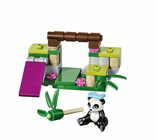 LEGO 41049 panda and Lucky Bamboo