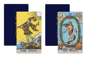 22-Tarot-Trumps-cf-Waite-Smith-a-la-Wm-Rider-amp-Son-HOT-Summer-Savings