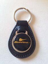 Pontiac Sunfire Keychain Leather Key Chain