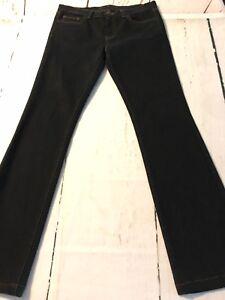 9aa5b824066f3 J Brand Women s Jeans 805 Boot Cut Black Stretch Jeans Size 29 X 30 ...