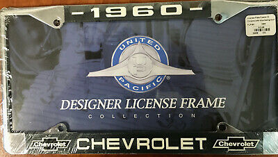 United Pacific C5041-56 License Plate Frame