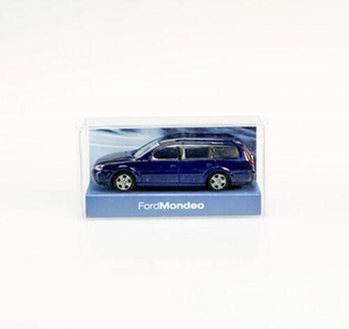 Ford Mondeo Turnier 2001-2007 1:87 Blau Rietze