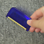 Portable Lint Remover Clothes Fuzz Fabric Shaver Removing Roller Brush Tool Free