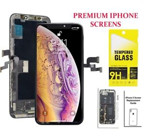 Per-iPhone-X-XR-XS-MAX-OLED-LCD-Display-Touch-Screen-Digitizer-sostituzione