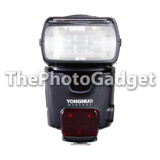 Yongnuo YN500EX YN-500EX Wireless High Speed Sync 1/8000 TTL Flash for Canon