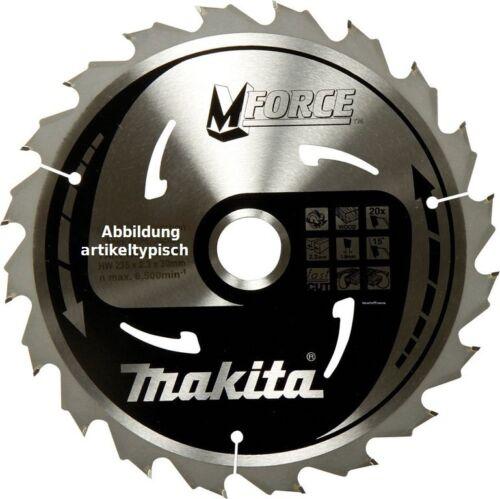 Makita tct cercle Lame de scie M-Force 235 x 30 MM BOIS-Lame de scie 48 dents b-32085