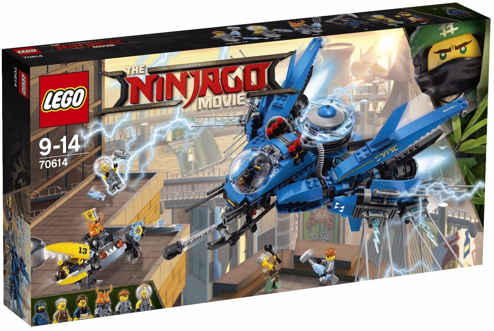 LEGO® NINJAGO   70614    Jay's Jet-Blitz   NEU & OVP