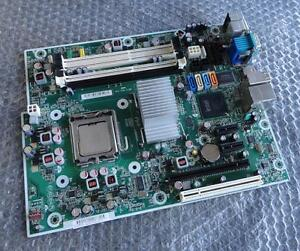 HP Compaq 531965-001 503362-001 6000 Pro SFF Socket 775 Motherboard with CPU