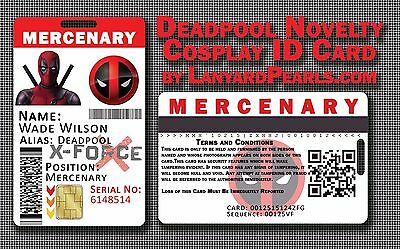 with HOLOGRAM New California Republic NCR Cosplay ID Card Fallout style 2