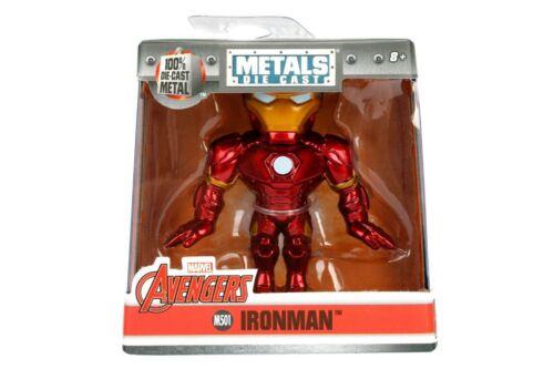 Marvel Metals Die Cast Figure Ironman