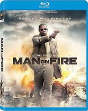 Man on Fire (Blu-ray Disc, 2015)