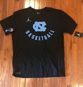 808aef29c59d99 Nike Jordan Men s UNC North Carolina Tar Heels Basketball Shirt NWT ...