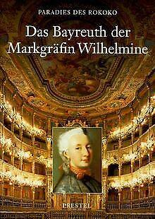 Paradies des Rokoko, in 2 Bdn., Bd.1, Das Bayreuth ...   Buch   Zustand sehr gut