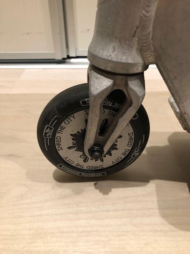 Løbehjul, Native