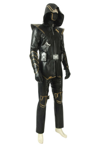 Avengers 4 Soldier Bucky Barnes Hawkeye Ronin Clinton Cosplay Costume Halloween