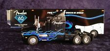 FENDER GUITAR 60TH ANNIVERSARY SEMI TRUCK GMP DIE CAST