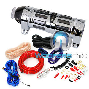 pkg soundstream scx farad capacitor gauge amplifier wiring image is loading pkg soundstream scx4 farad capacitor 4 gauge amplifier