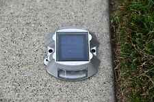 6 Solar LED Pathway Driveway Lights/ Dock Path/  Road Safety Markers