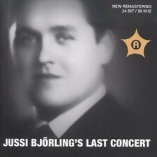 Jussi Bjorlings Last Concert, New Music