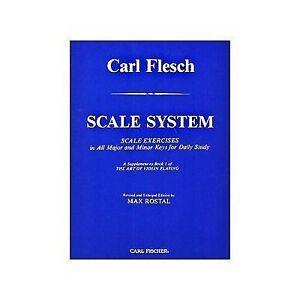 Carl Flesch Scale System Violin Pdf