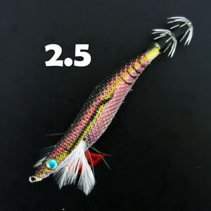 HARIMITSU SUMIZOKU 2.5 Normal Sinking SQUID JIGS
