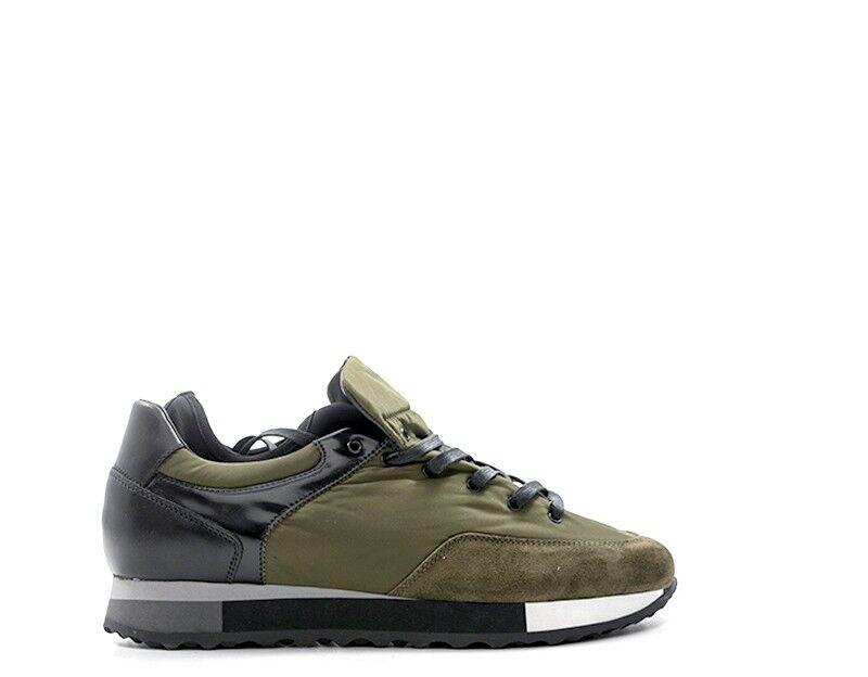 shoes FRAU men Sneakers trendy  brown Scamosciato 23B2-VEGR