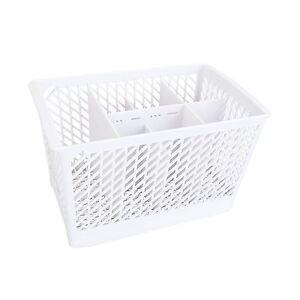 dishwasher cutlery silverware basket holder for whirlpool. Black Bedroom Furniture Sets. Home Design Ideas