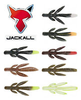 Jackall Darts Hog Creature Bait 3.5 6 Pack Select Colors