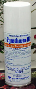 Image Is Loading 2 Oz Can Pyrethrum Tr Fogger 3