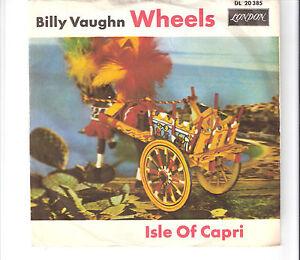 BILLY-VAUGHN-Wheels