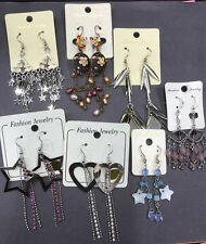 Wholesale Jewelry lot 10 pairs Chandelier Drop Dangle Fashion Earrings #2