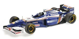 MINICHAMPS-186-960005-WILLIAMS-RENAULT-FW18-F1-race-car-Damon-Hill-WC-1996-1-18