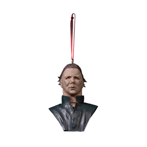 Trick or Treat Holiday Horrors Halloween Michael Myers Christmas Ornament ARU101