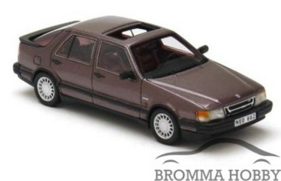 Saab 9000 Turbo (1985) Por Neo Scale Models
